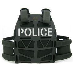 Image result for shoulder armor police