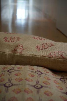 Cochins, 120*60 burlap, impresso, 2 padrao    www.quitesimple.pt