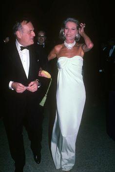 """Nan Kempner in Madame Gres   and then Nan Kempner, the woman Yves Saint Laurent called """"la plus ..."""