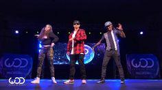 Девушка!! Невероятный Дабстеп.  World of Dance Los Angeles 2015