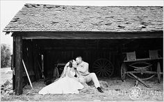 Here's a bride and groom laying in hay kissing on their wedding day at Chatfield Botanic Gardens.  This is on the Hildebrand Ranch side of the venue which I don't normally have enough time to get over to on a wedding day.  But this bride made sure to leave enough time in the schedule to get on that side of Chatfield:) @denverbotanic - April O'Hare Photography http://www.apriloharephotography.com   #ChatfieldBotanicGardens #DenverBotanicGardensatChatfield #DenverWedding #ColoradoWedding
