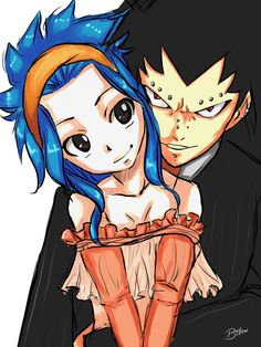 Gajeel x levy, Fairy Tail