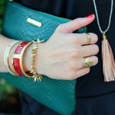 Amp up your style game with a subtle personalized piece you'll be obsessed with!!  from Onecklace.com
