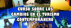 Curso sobre los cambios en el turismo contemporáneo