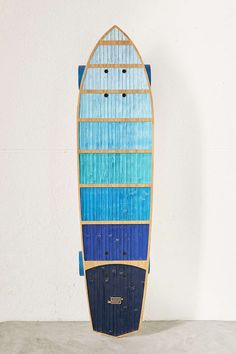 STRGHT Ocean Shades Of Summer Skateboard #UOonCampus #UOContest