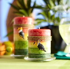 Tropical Candles