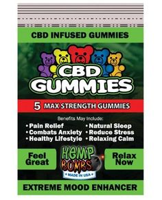 DO CBD GUMMIES HELP WITH STRESS?
