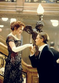 Titanic is my favorite movie OF ALL TIME