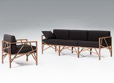 ALLUMETTE Sofa und Sessel | Sitzmöbel | Produkte | Kollektion | Röthlisberger Kollektion