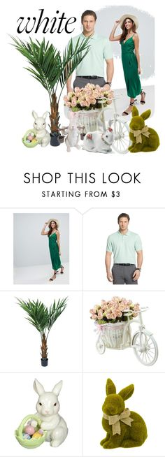 """""""Untitled #148"""" by dressmania3 ❤ liked on Polyvore featuring ASOS, Van Heusen, Pier 1 Imports and Ezekiel"""
