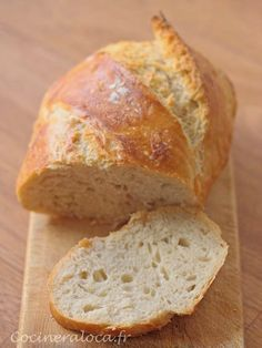 Pain Artisanal, Bread Dough Recipe, Bread Recipes, Cooking Recipes, Mango Dessert Recipes, Savory Scones, Cooking Bread, Easy Bread, Caribbean Recipes