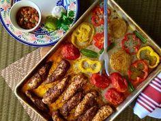 Sheet Pan Meal: Chicken Fajitas