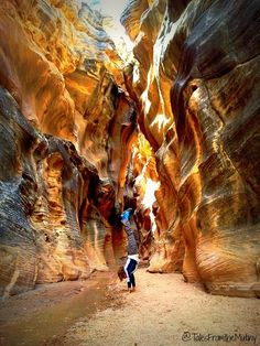 Our Favorite Slot Canyon Hikes ~ {Near} Kodachrome Basin State Park, Utah – Tales From the Mutiny