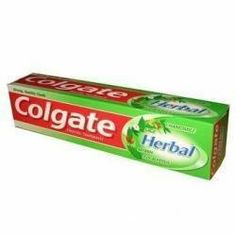 Colgate Herbal Toothpaste 7 oz by Colgate. $3.17. Country of origin: India. Please read all label information on delivery.. 7 oz toothpaste. Colgate herbal combines the oral care science of Colgate with nature's best herbs for healthier teeth and gums. Colgate Herbal White safely polishes your teeth to help restore their natural whiteness and shine. Its unique formula of Eucalyptus, Melissa, Mint and Lemon extract combines the expert science of Colgate with some of nature's f...