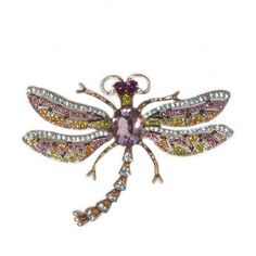 """""""En Tremblant Dragonfly"""" Pin - Pins - Shop Jewelry 