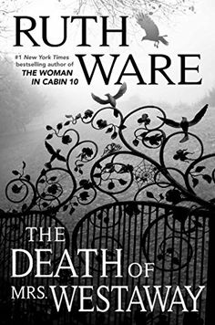 MAY 29, The Death of Mrs. Westaway by Ruth Ware https://www.amazon.com/dp/1501156217/ref=cm_sw_r_pi_dp_U_x_k07WAbAKHX1NV