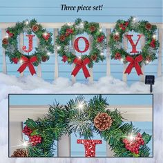 Error Page not found - Acoutlet Decor&Gifts Outdoor Christmas Wreaths, Outside Christmas Decorations, Christmas Crafts For Kids, Christmas Lights, Holiday Crafts, Solar Light Crafts, Diy Solar, Solar Lights, Solar Led