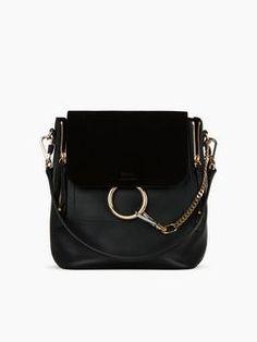 764e8b71c05a0 Discover Faye Backpack and shop online on CHLOE Official Website. 3S1192HEU  Günstige Schultaschen