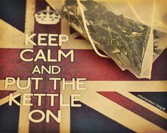 England AND tea...yes!