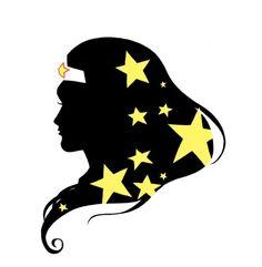 wonder woman silhouette - Google Search