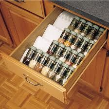 spice organizer for drawer - Google Search