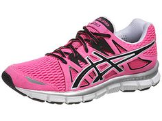 Asics....MY NEW SHOES ! I Love them !! They make me run fast ....ok, well, they are pretty anyway !