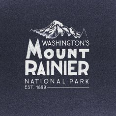47/50 || Washington -  Mount Rainier National Park