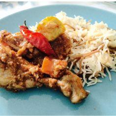 طاجن الدجاج بالخضار  أضيفت بواسطة أم رائد  - الأطباق الرئيسية  #طبخ #طبخات  #وصفات #طبخي