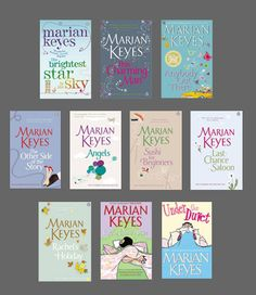 Marian Keyes Collection.  Great Summer Reads.