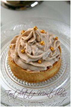 Croquez, craquez: Tartelettes Mont-Blanc de Christophe Felder
