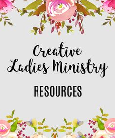 Women's Ministry Theme Ideas from Julia Bettencourt. Ideas for monthly meetings, banquets, teas, and ladie's retreats. Scriptural themes for ministry! Womens Ministry Events, Ladies Ministry Ideas, Christian Women's Ministry, Church Ministry, Small Groups, Youth Groups, Group Activities, Group Games, Church Activities