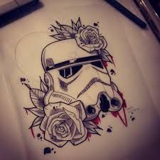 star wars empire tattoo - Google Search