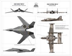 Spaceship Art, Spaceship Concept, Spaceship Design, Concept Ships, Stealth Aircraft, Fighter Aircraft, Military Jets, Military Aircraft, Air Fighter