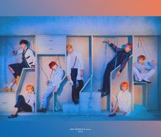 Image in BTS collection by frida on We Heart It Foto Bts, Jimin Jungkook, Namjoon, K Pop, Jin, Fall In Luv, Bts Official Light Stick, Bts Group Photos, Korean Boy