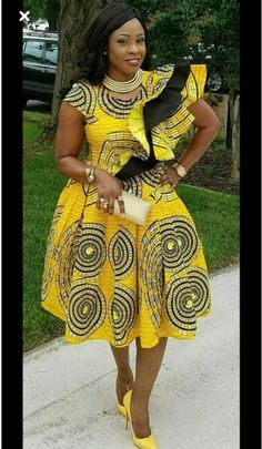African women clothing for wedding/African print dress for prom/African clothing for women/ Ankara wedding dress/ African dress for occasion - African fashion African Fashion Ankara, African Fashion Designers, Latest African Fashion Dresses, African Dresses For Women, African Print Fashion, African Attire, African Wear, Modern African Dresses, African Style