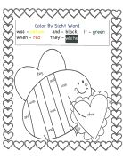 VD Packet Color by Sight Word .pdf