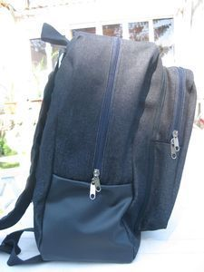 backpack tutorial - translate from French