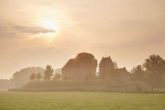 Wierde (mound), Ommelanden, Groningen (NL)