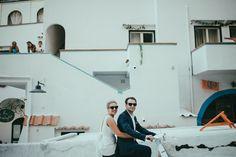Seaside Summer Wedding In Amalfi Coast