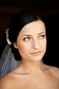 Natürliches Braut Make-up