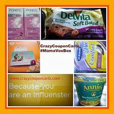 #MamaVoxBox Goodies