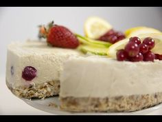 YouTube Raw Vegan, Cheesecake, Gluten, Youtube, Desserts, Food, Pie, Meal, Cheesecakes