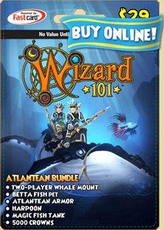 card game wizard online