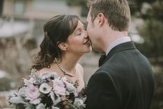 Villani Photos l Right Before the Kiss Photo