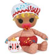 Lalaloopsy Babies Doll, Spot Splatter Splash