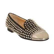 Stand-Out Spikey Louboutin Flats   A Few Goody Gumdrops