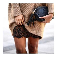 Shared by KEEP GOING. Find images and videos about fashion, style and outfit on We Heart It - the app to get lost in what you love. Fashion Details, Look Fashion, Womens Fashion, Fashion Trends, Chloe Fashion, Fashion Styles, Fall Winter Outfits, Autumn Winter Fashion, Street Looks