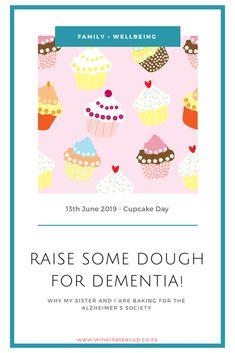 Baking for Dementia. Let's raise some dough for the Alzheimer's Society