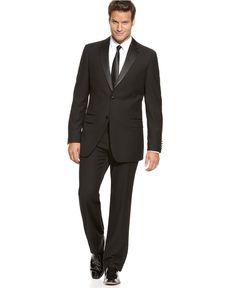 Izod Black Tuxedo - Shop All Suits - Men - Macy's