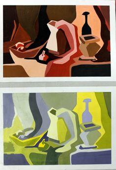 Методические указания для выполнения творческих работ по дисциплине ОП 04 «Живопись с основами цветоведения» Visual Art Lessons, Visual Arts, Lino Art, Academic Art, Composition Design, Art Curriculum, Guache, A Level Art, Art Club